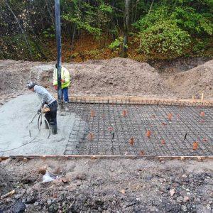 Inžinerinių tinklų statyba, rekonstrukcija